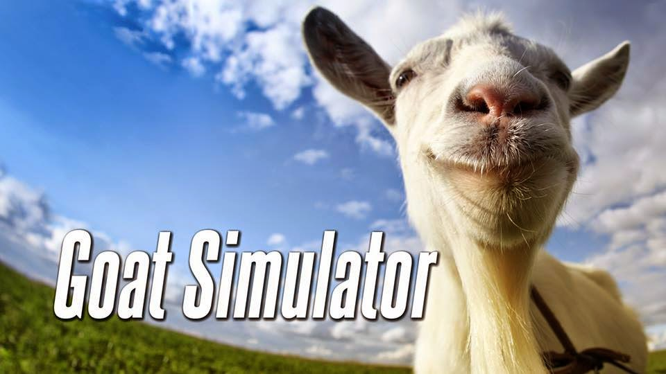 Goat simulator steam