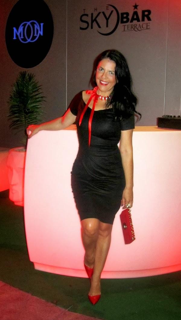 Vestido Negro nueva temporada Zara