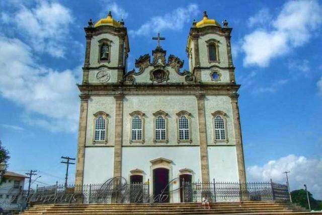 Iglesia de Nosso Senhor do Bonfim Salvador de Bahia