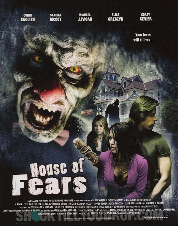 Spooky Soiree: House of Fears