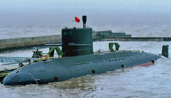 Kapal selam diesel listrik Tipe 039A kelas Yuan buatan China