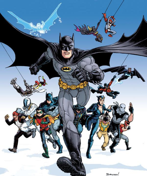 La Liga de Batman