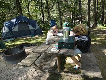 Camping Whitewater State Park