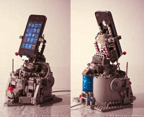 Objetos incríveis e muito úteis para fazer com LEGO
