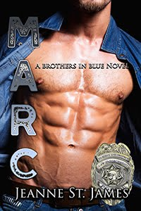 Brothers in Blue: Marc by Jeanne St. James