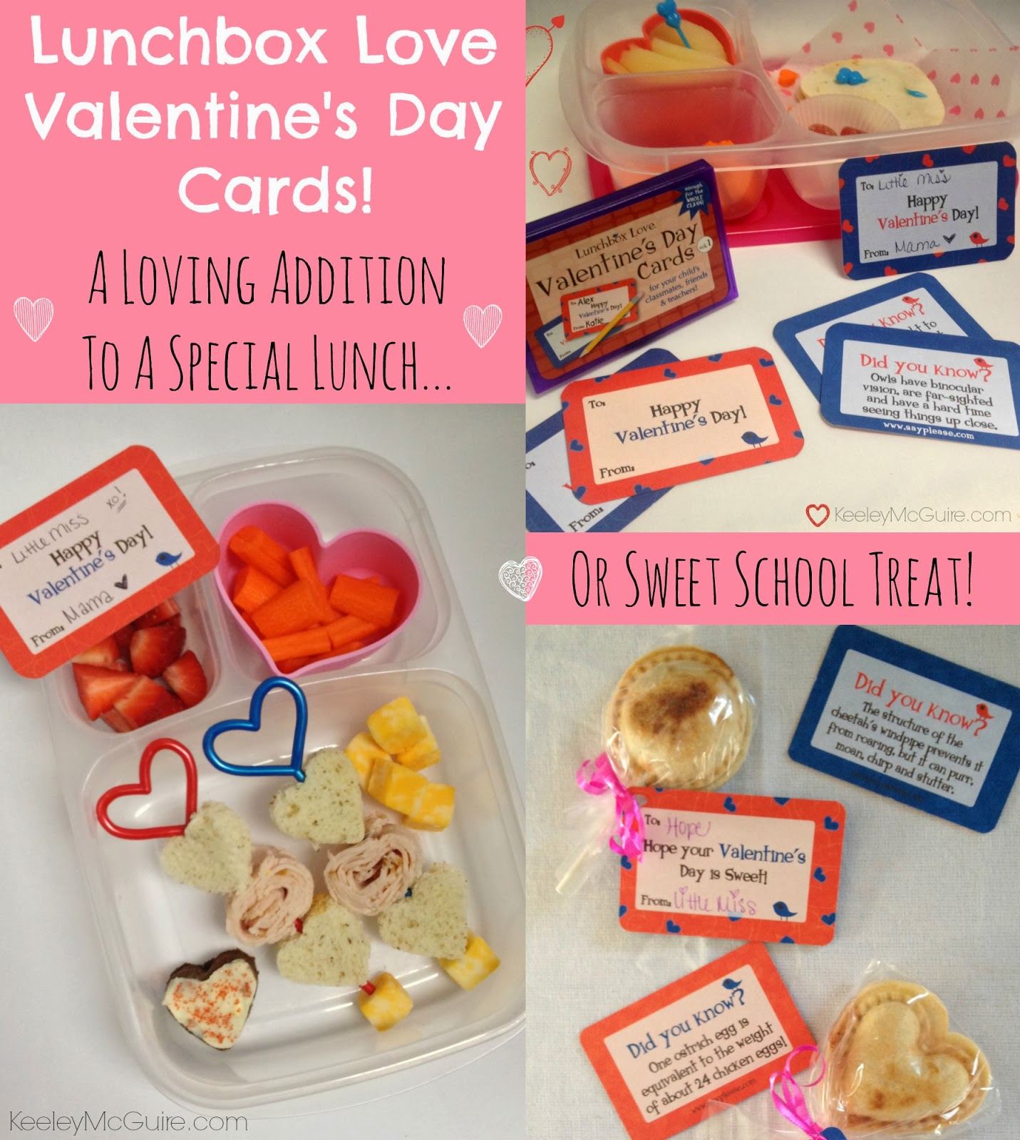 Gluten Free Allergy Friendly Lunchbox Love Valentines Day – Valentines Cards for School