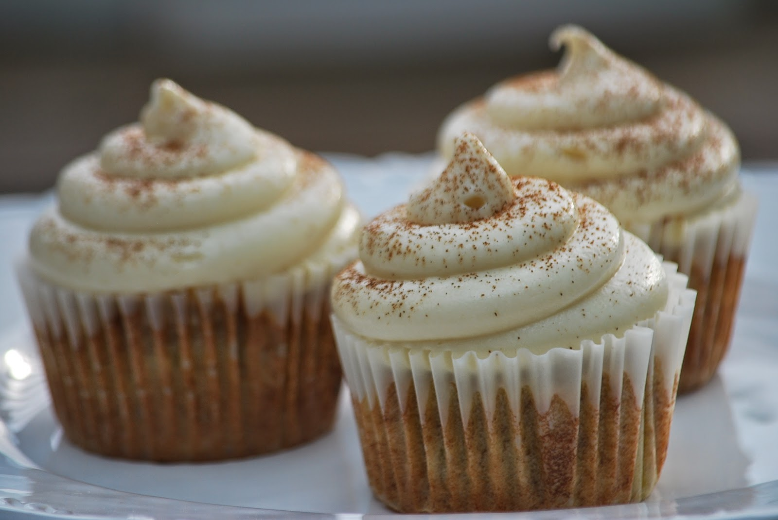 My story in recipes: Hummingbird Cupcakes