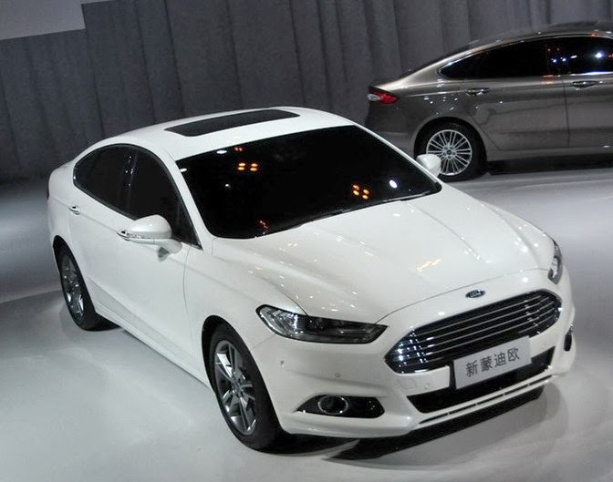 Ford Sales in China Increase 50% in 2013