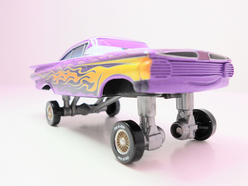 Disney Cars Hydraulic Ramone