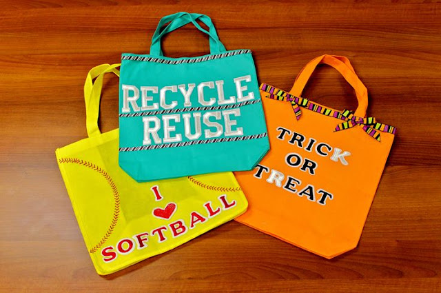 personalized shopping tote bags