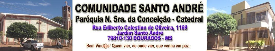 Paróquia Santo André - Dourados / MS