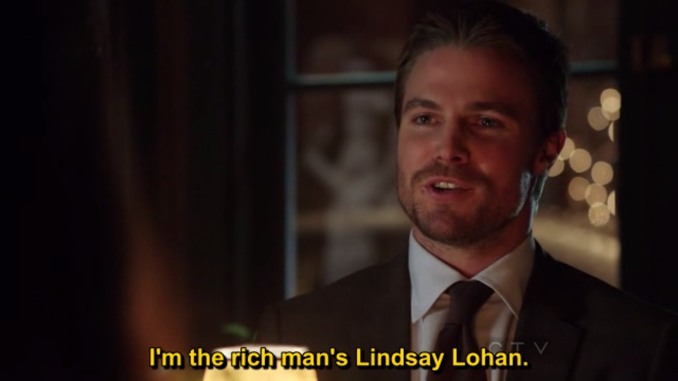 Arrow Season 1 Quote-5