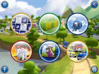 City of Friends iPhone / iPad App