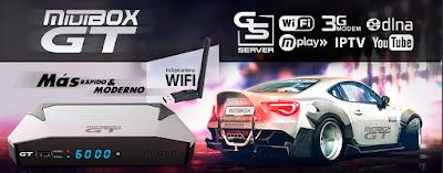 Em breve novo REceptor no mercado Miuibox GT
