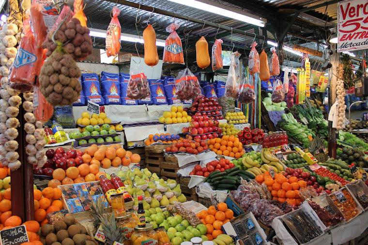 Grønnsakshandel