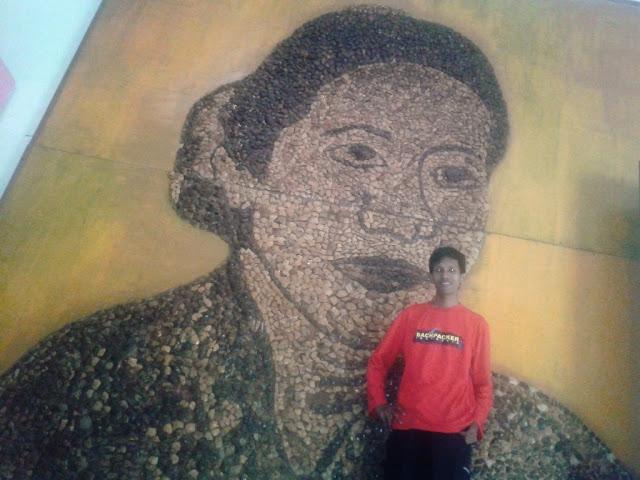 Di dalam Museum Kartini, Jepara