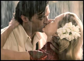 Hugh Jackman y Nicole Kidman se besan en Australia, de Luhrmann