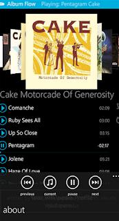 aplicacion album flow