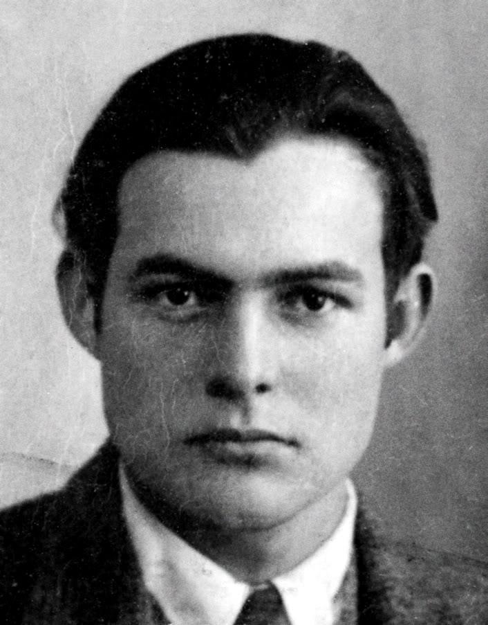 Ernest Hemingway Glasses