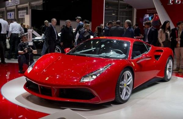 Ferrari Add Total Production Indications Falls to SUV ?