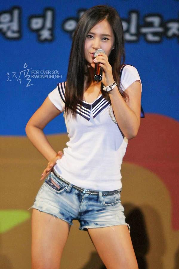 Kwon Yuri Hot Dtop10list Com