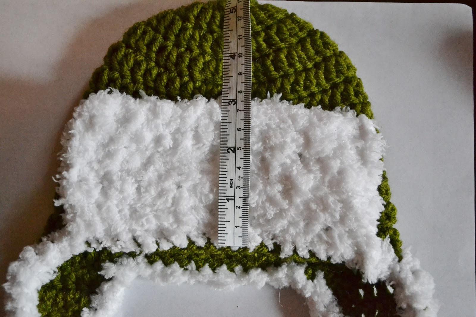 The Sequin Turtle: Naptime: Day 10 - Free Crochet Baby Aviator Hat ...