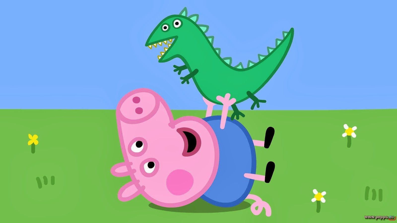 Image Result For Peppa Pig Scene