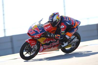 Moto3 - Zulfahmi Ke 7 Di GP Americas 2013