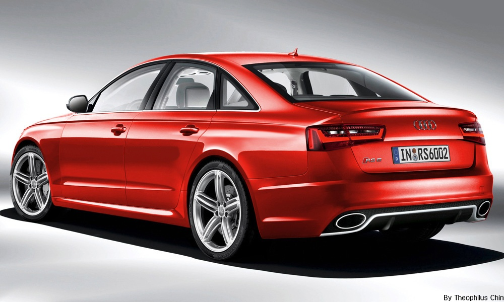 Car News Audi Rs6 2012