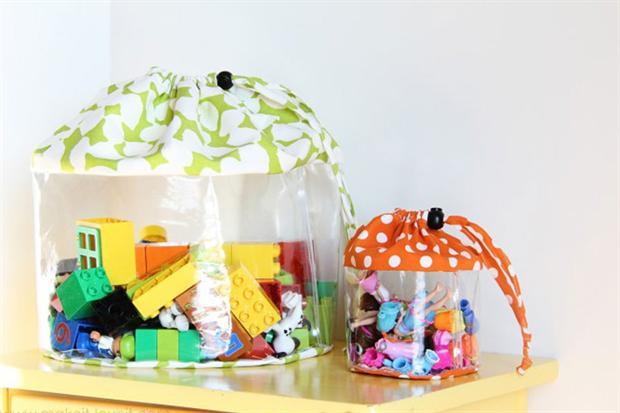 guardar los juguetes de los nios estos das os ensear algunas ideas para guardar objetos cotidianos en bolsas originales no es la primera vez