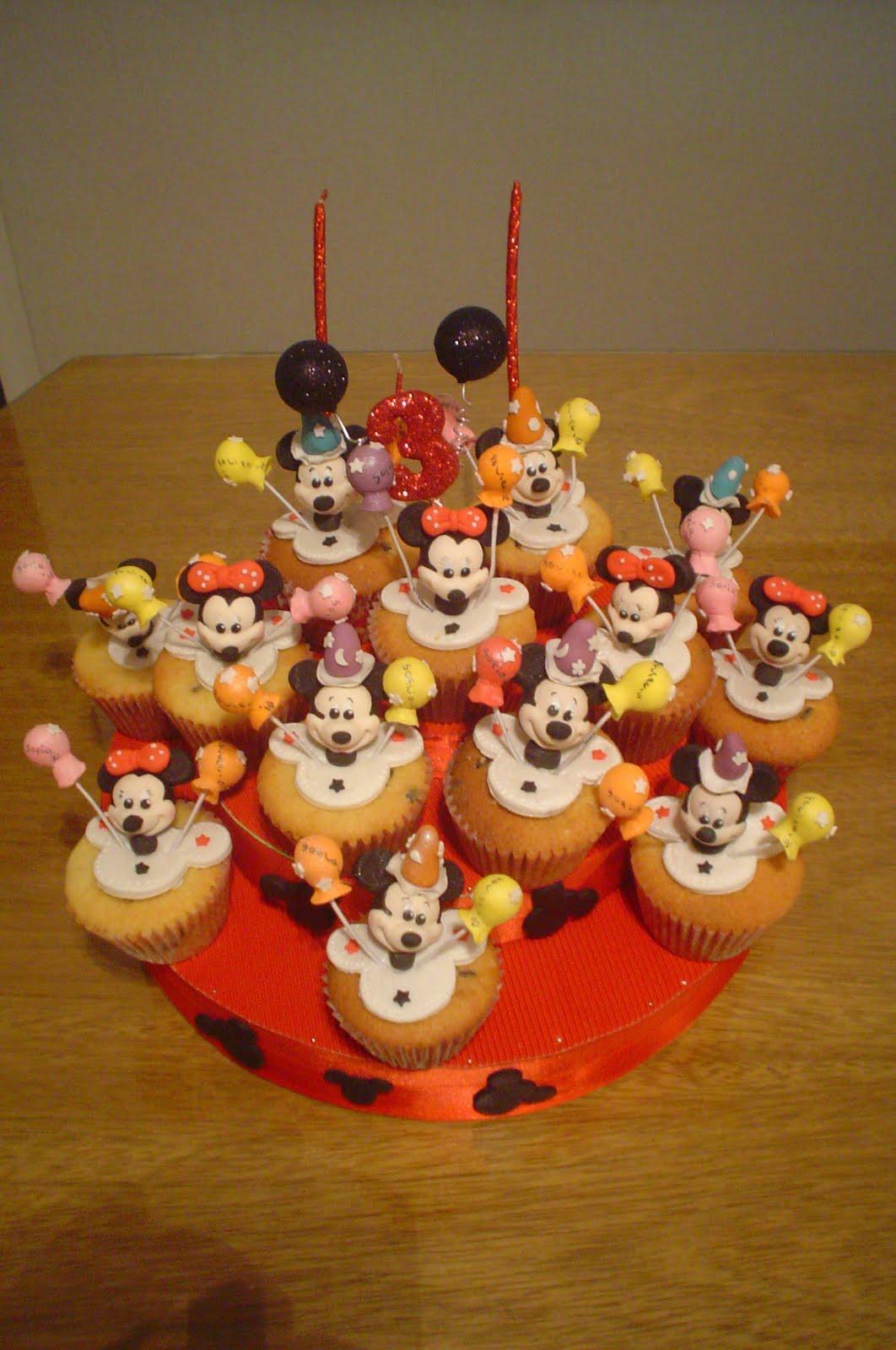 Cupcakes y Tortas Artesanales: Cumpleaños de Ayelén