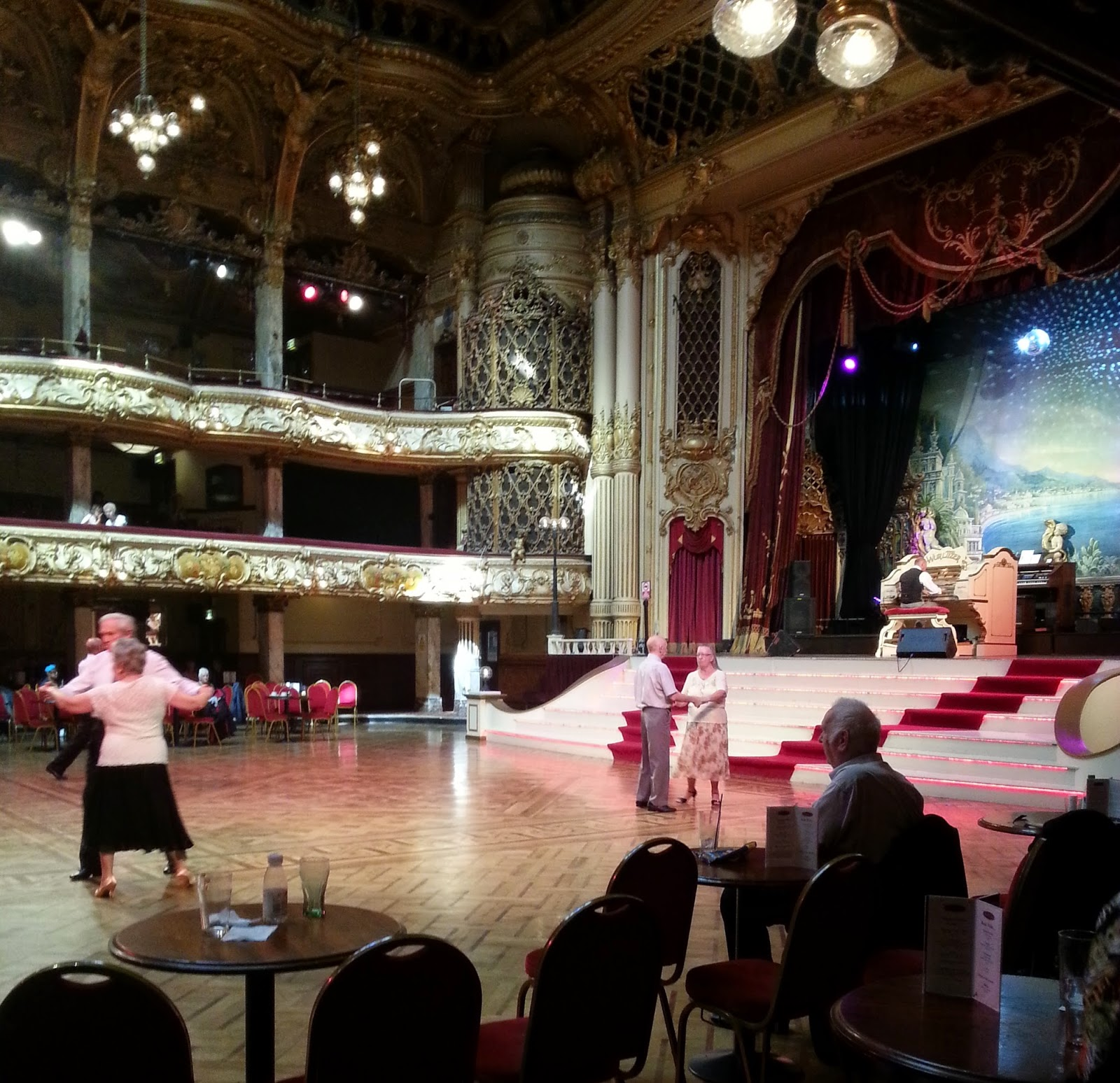 blackpool tower ballroom wallpapers - photo #20
