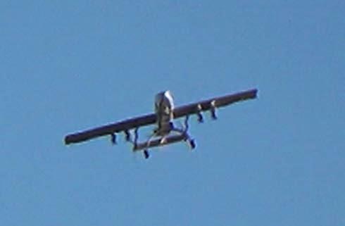 بالصور و الفيديو :طائرات بدون طيار من تصنيع كتائب القسام