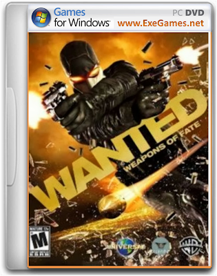 Wanted Weapons Of Fate PC Game