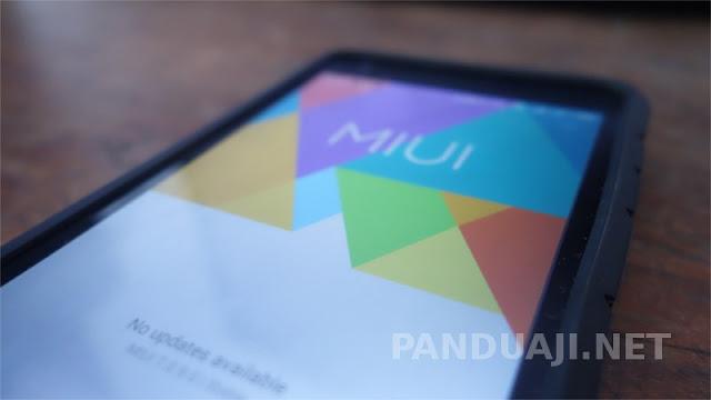 HP Redmi 2 dengan MIUI 7 (update sendiri)