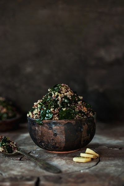 Big Bowl of Quinoa