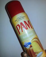 Dry Nails Quick! With PAM!