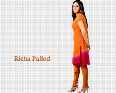 Richa Pallod wallpaper