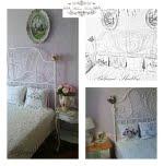 Uređenje doma: Romanticna Shabby chic spavaca soba