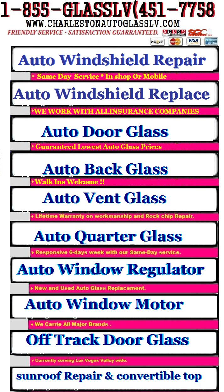 Cheap Auto Glass Replacements  & Auto Electrical Windows Repairs