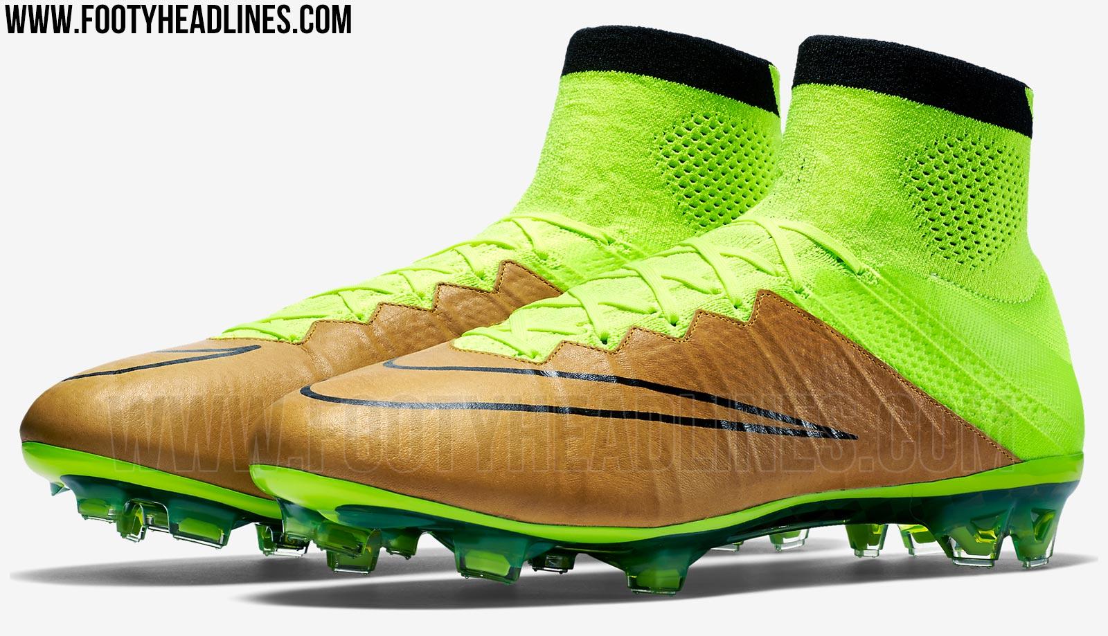 Nike Superfly Gelb