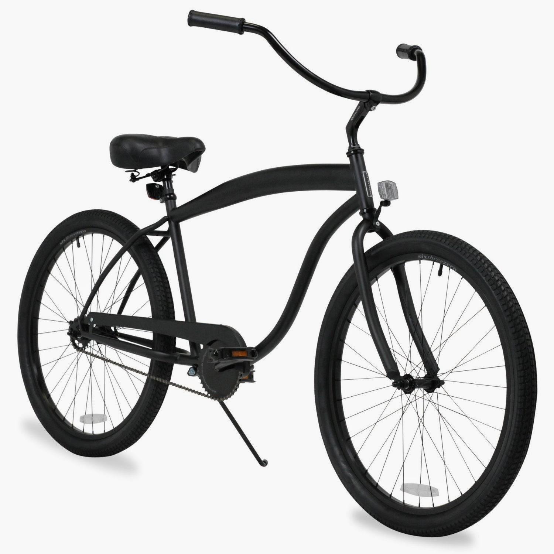 Comfort Bikes For Men Men s in the Barrel Beach