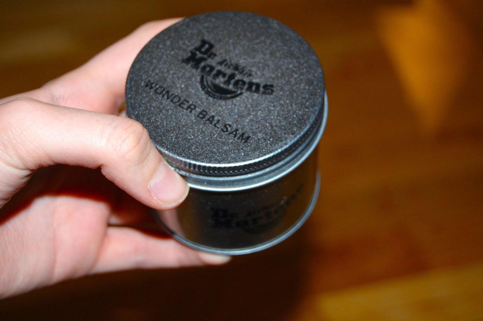 how to use dr martens wonder balsam