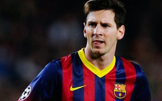 Lionel Messi Dijual Barcelona Seharga Rp. 4 Trilyun
