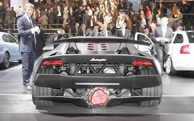Lamborghini Sesto Elemento View Lamborghini Sesto Elemento Plume Power