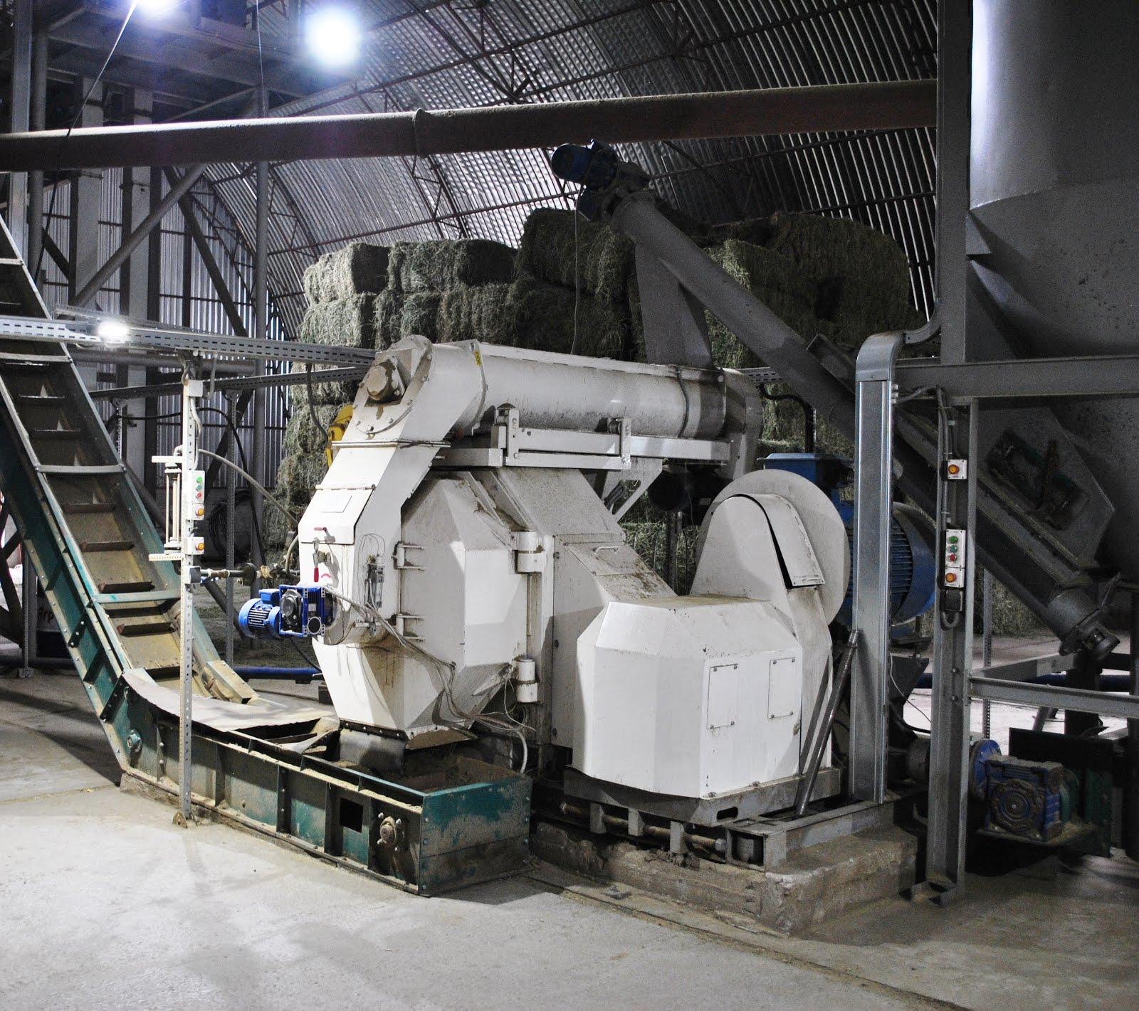 пресс-гранулятор дг-1 технологическая схема