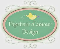 Papeterie d'amour Design