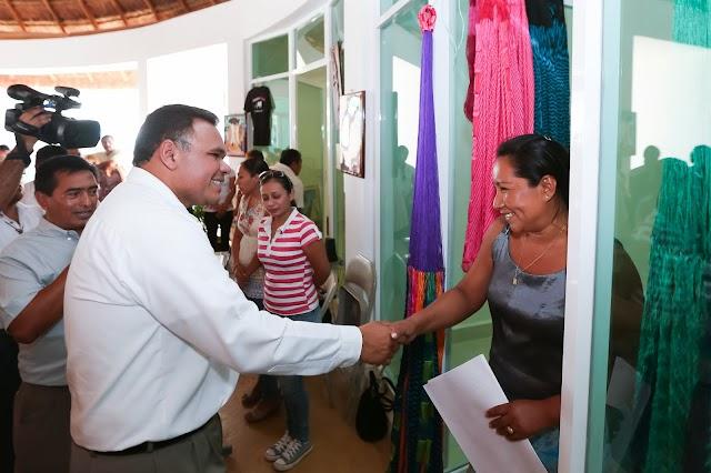 Unidad entre productores y Gobierno permitirá crecimiento del programa Peso a Peso
