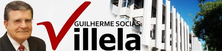 Vereador Guilherme Socias Villela