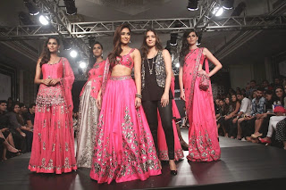 Ileana DCruz Showstopper at LFW 2014 (10).jpg